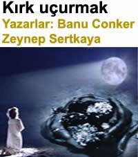 Bebeği kırklama ve kırk uçurma hakkında... Yazarlar: Banu Conker ve Zedynep Sertkaya