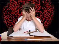 Hayat sınavın ta kendisidir - Çocuklarda stress yönetimi