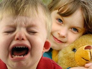 Zıt karakterli çocuklar yetiştirmek. Aynı anne babanın evladı