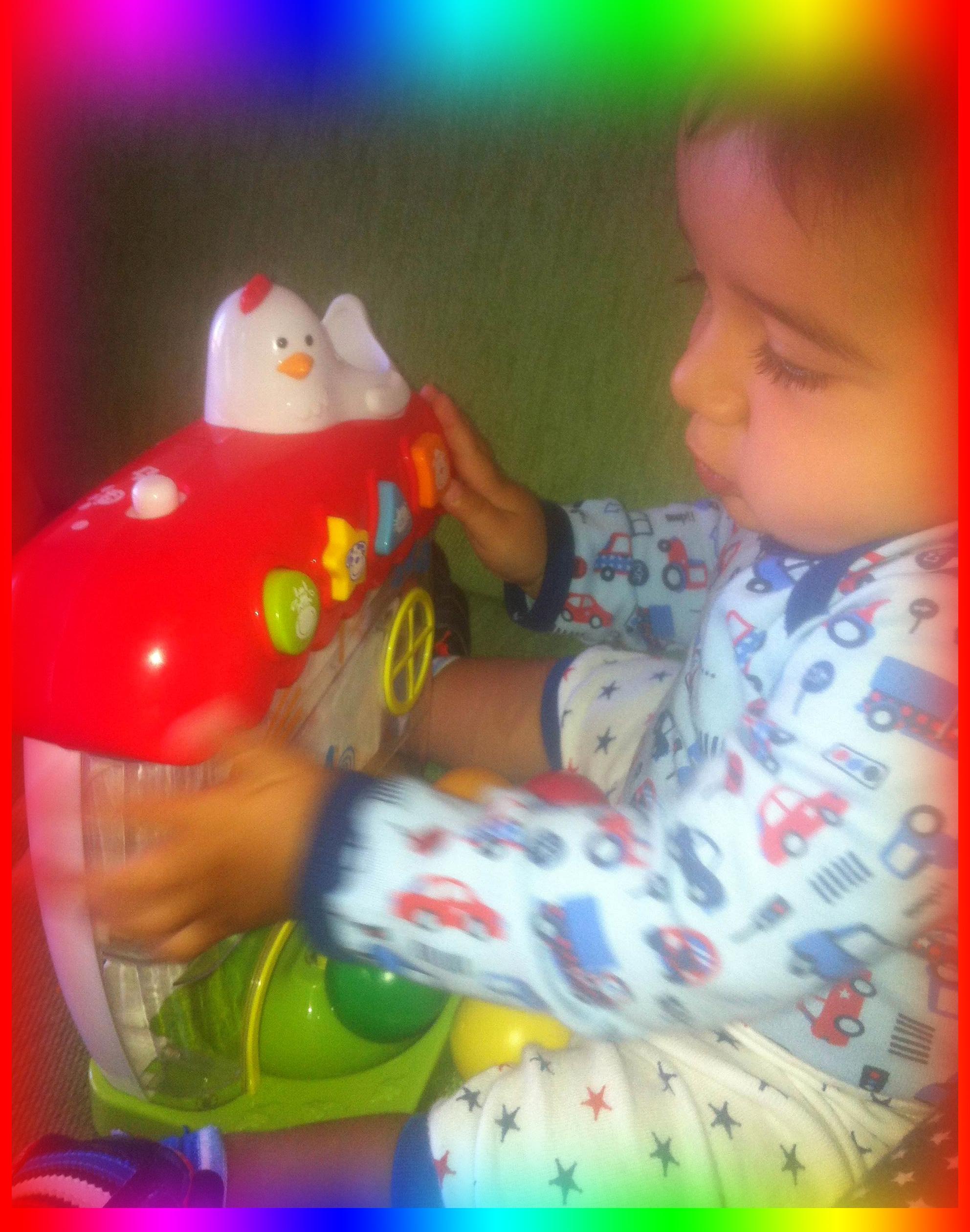 Kendi elleriyle oyuncaklar nasıl oynanır