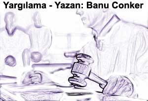 Annelik yazıları öykü ve denemeler Yargılama Yazan Banu Conker